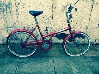 1960 Raleigh bike