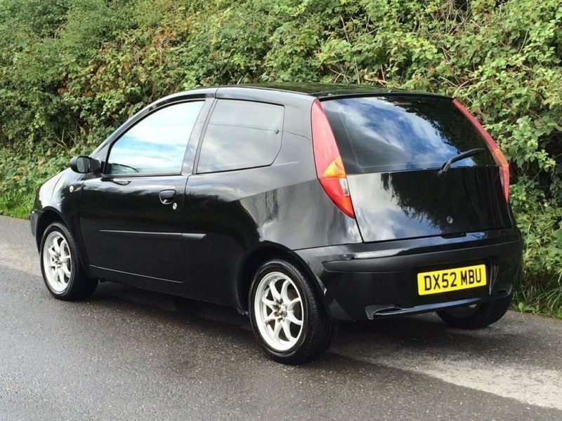 2002 fiat punto 1 2 active lots of history alloy upgrade thinkcar. Black Bedroom Furniture Sets. Home Design Ideas