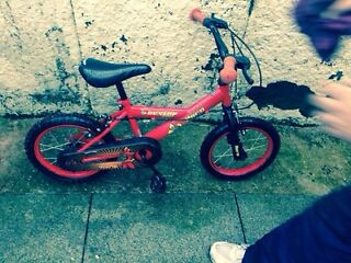 Dunlop child's bike