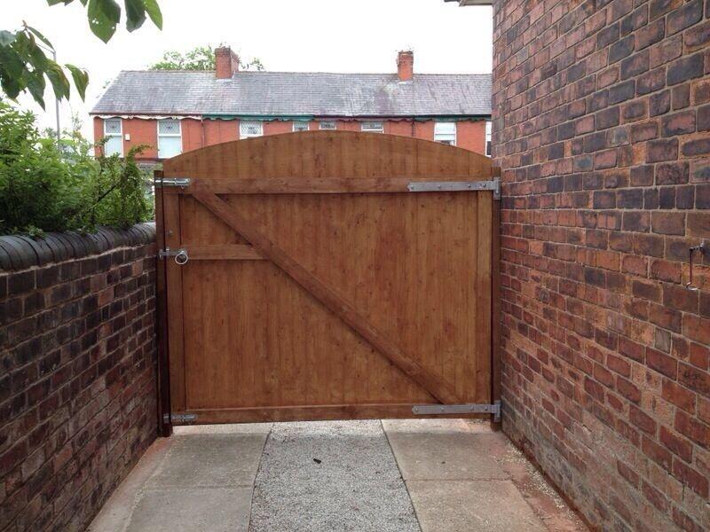 Garden Front Door Front/back/side Garden