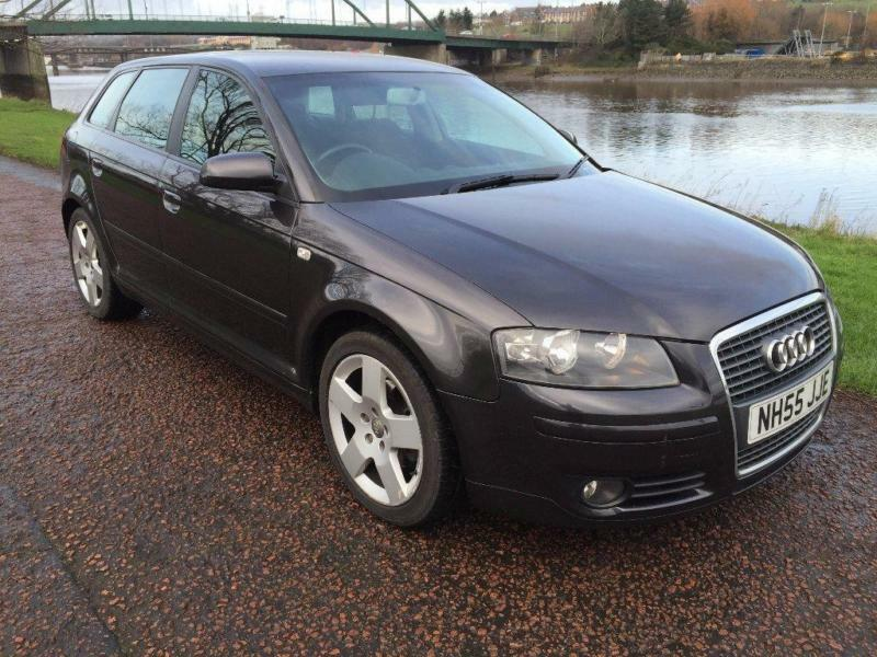 2006 audi a3 2 0 tdi sport sportback 5dr united kingdom. Black Bedroom Furniture Sets. Home Design Ideas