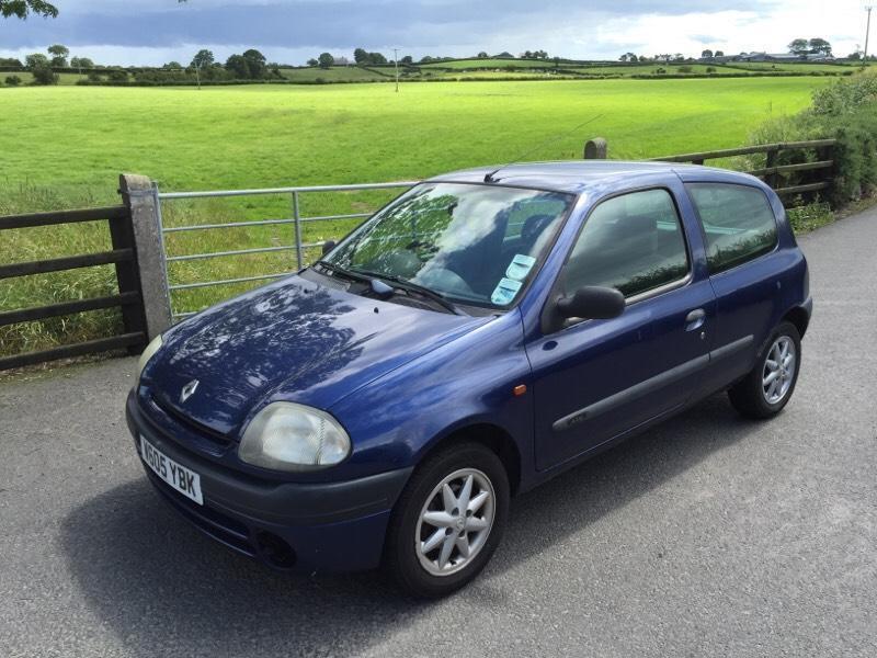 2000 Renault Clio Alize 1 4 United Kingdom Gumtree