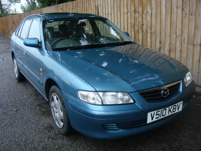 Captivating 2000 V Mazda 626 2.0 GXi AUTOMATIC 5 DOOR 41.5 MPG MAY P/X £650 | Trade  Seller
