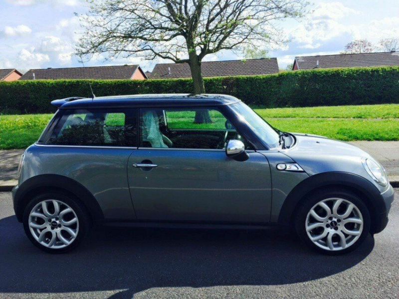 58 reg mini cooper s 175 bhp gun metal grey united kingdom gumtree. Black Bedroom Furniture Sets. Home Design Ideas