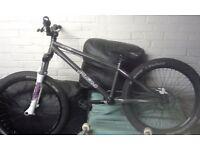 Flow Drift street trials bike
