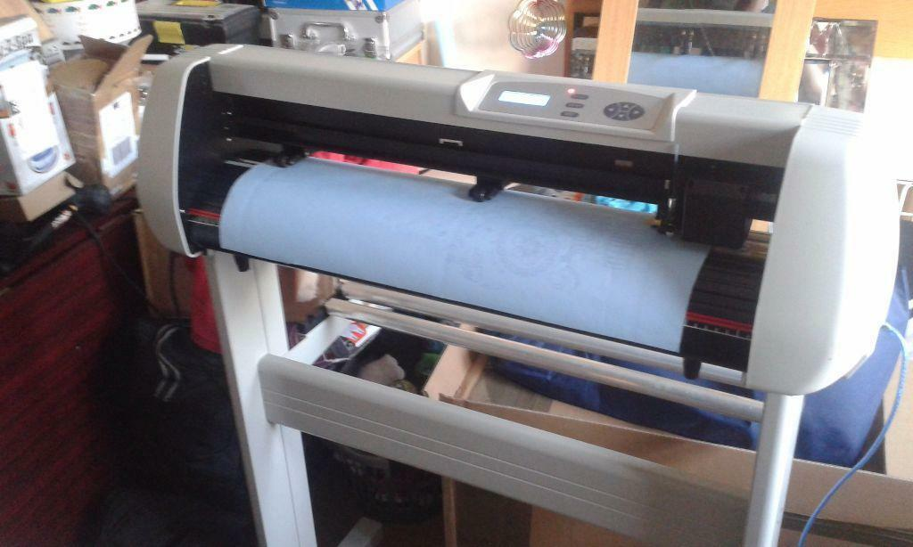Liyu Sc631 Vinyl Cutter And Heat Press Package United