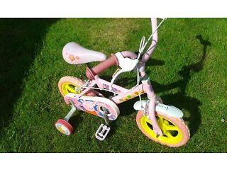 Girls Bike - Peppa Pig