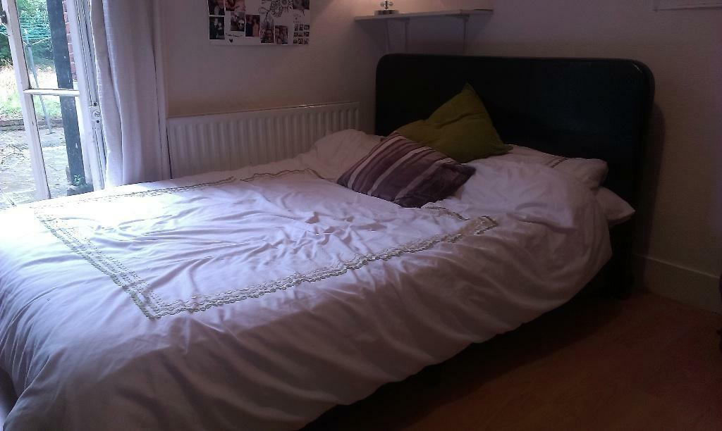Double Bed With Mattress For Sale United Kingdom Gumtree