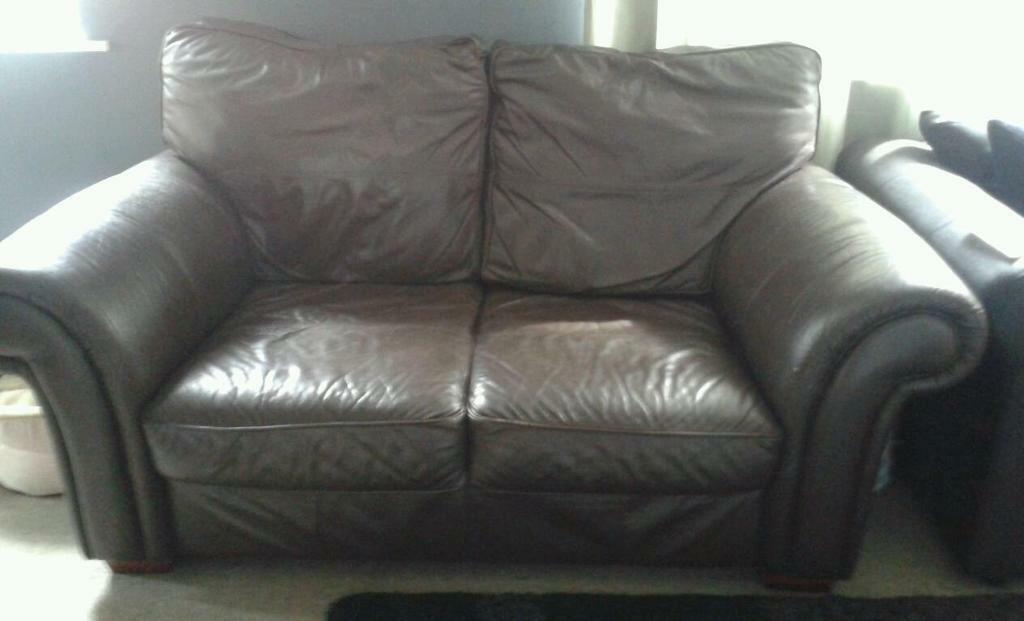 brown leather sofa for sale united kingdom gumtree