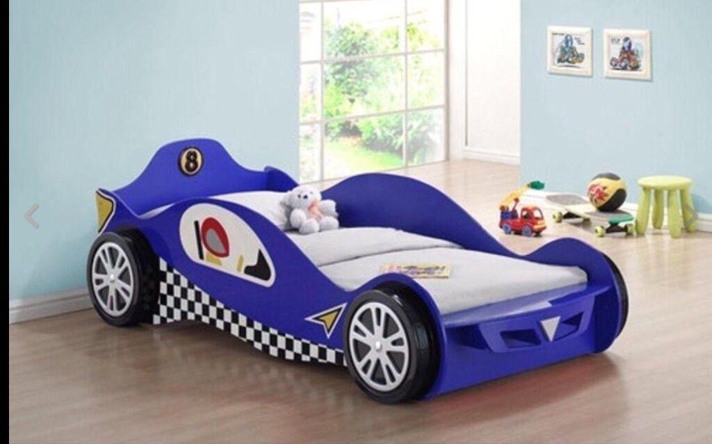 Formula 1 Car Bed Formula One Racing Car Bed
