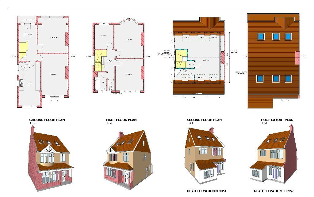 Architectural Design Services Planning Applications