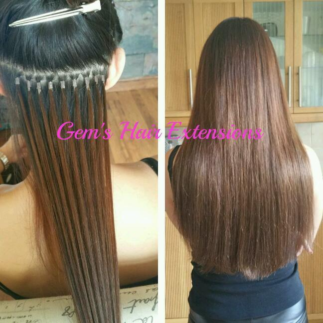 Micro Ring Hair Extensions Gumtree London Human Hair Extensions