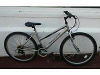"Lovely Elswick Premier 17"" Ladies/Girls Mountain Bike Made in England"