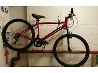 Brand new lightweight mountain bike