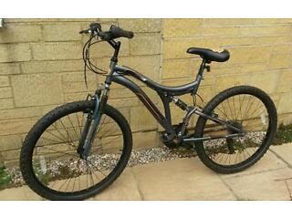 Men's mountain bike Muddyfox Devil Hunter
