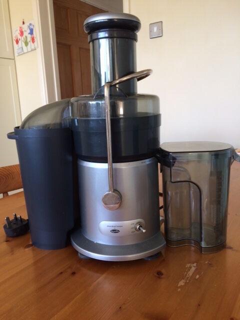 Breville Whole Food Juicer