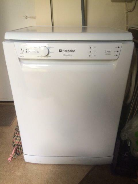 Table Top Dishwasher York : Hotpoint Full Size Dishwasher United Kingdom Gumtree