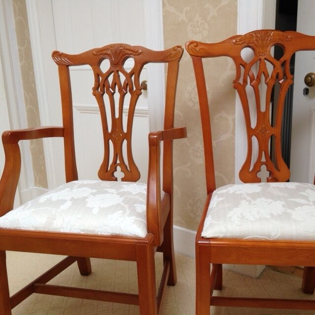 Yew Dining Chairs United Kingdom Gumtree