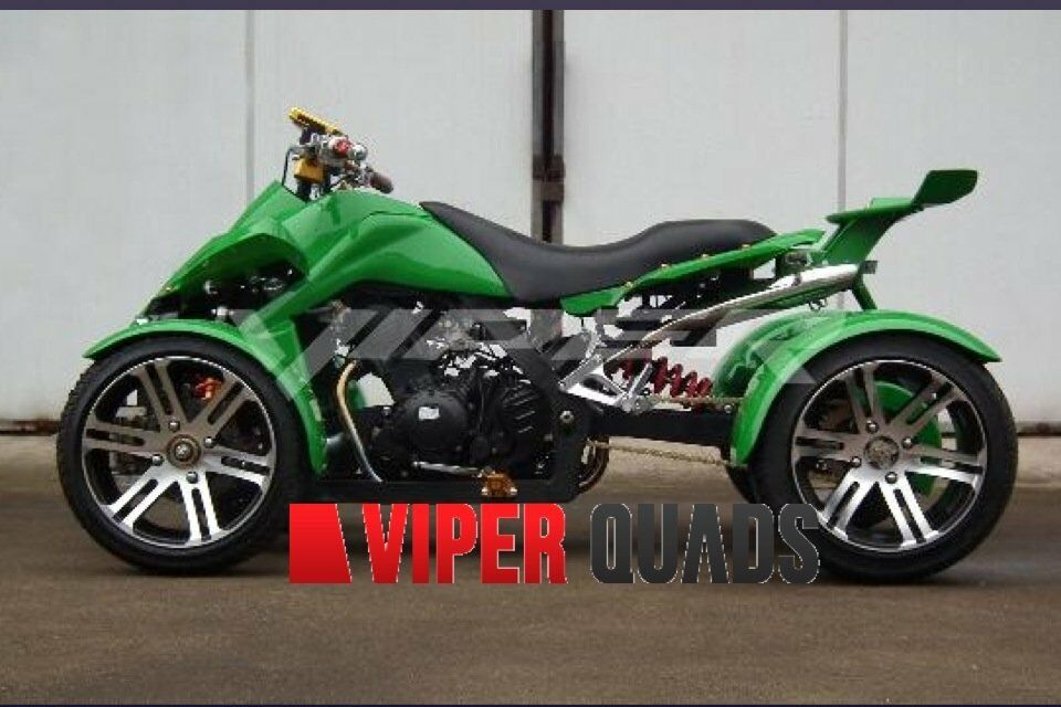 Spyder 250 Quad Road Legal Road Legal Quad Bikes