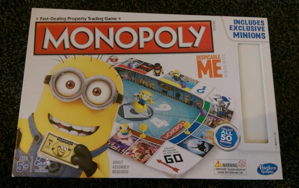 Bonnyrigg United Kingdom  City pictures : Monopoly minions | United Kingdom | Gumtree