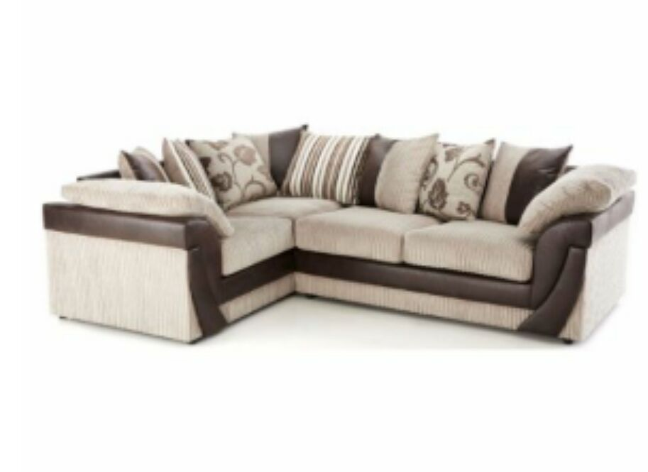 Brand New Unopened Scatter Back Corner Sofa For Sale United Kingdom Gumtree