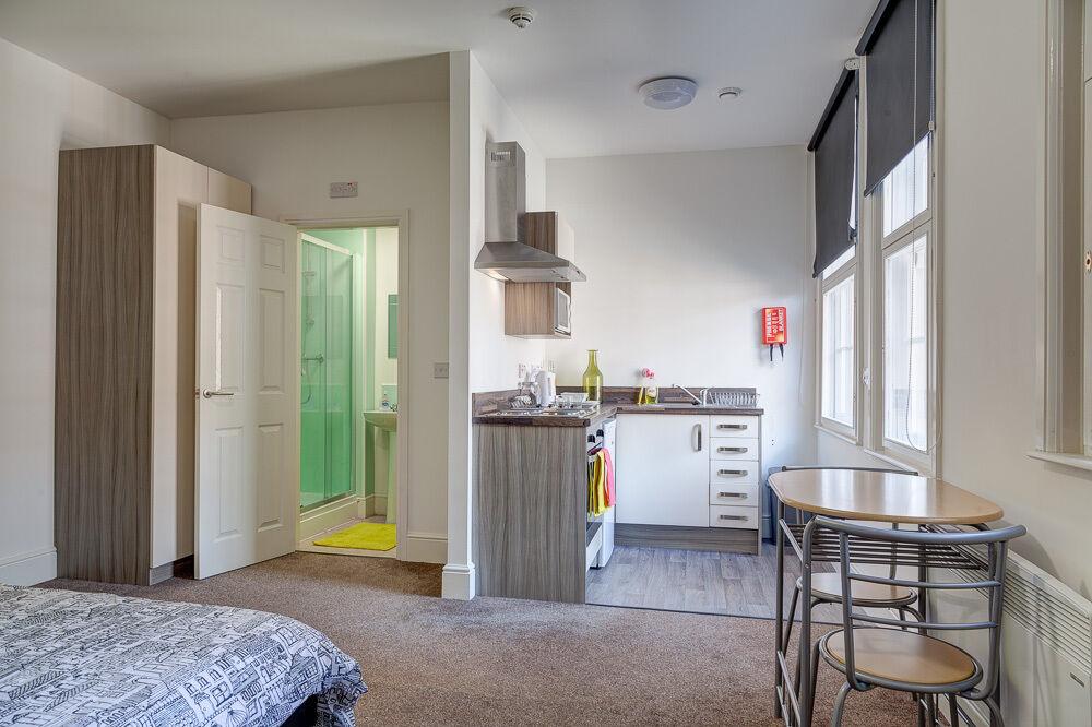 Luxury Student Studio Apartments in Central Nottingham ...