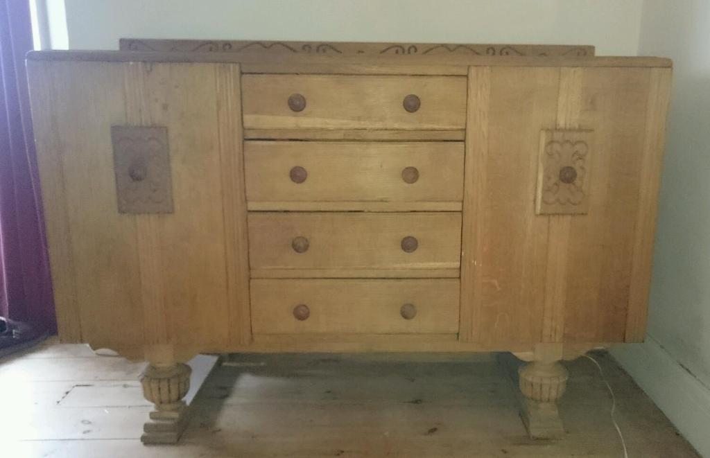Antique oak sideboard united kingdom gumtree for Furniture gumtree
