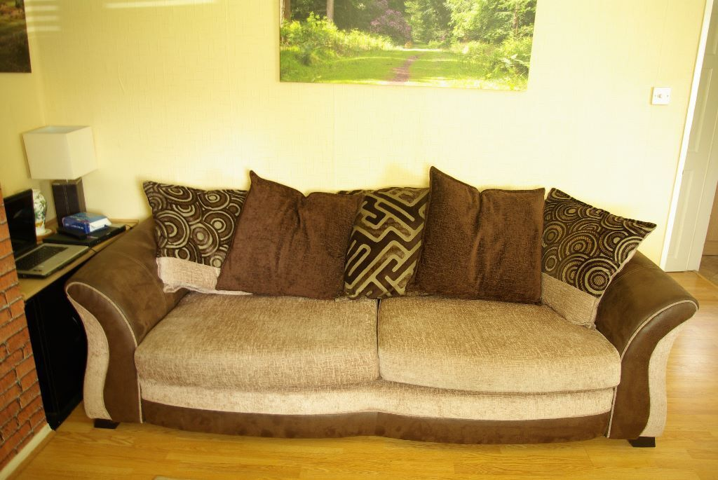 Dfs 2 Seater Sofa Mink Colour Buy Sale And Trade Ads