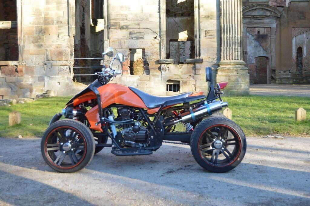 Racing Road Legal Quad 250cc Road Legal Quad Bike