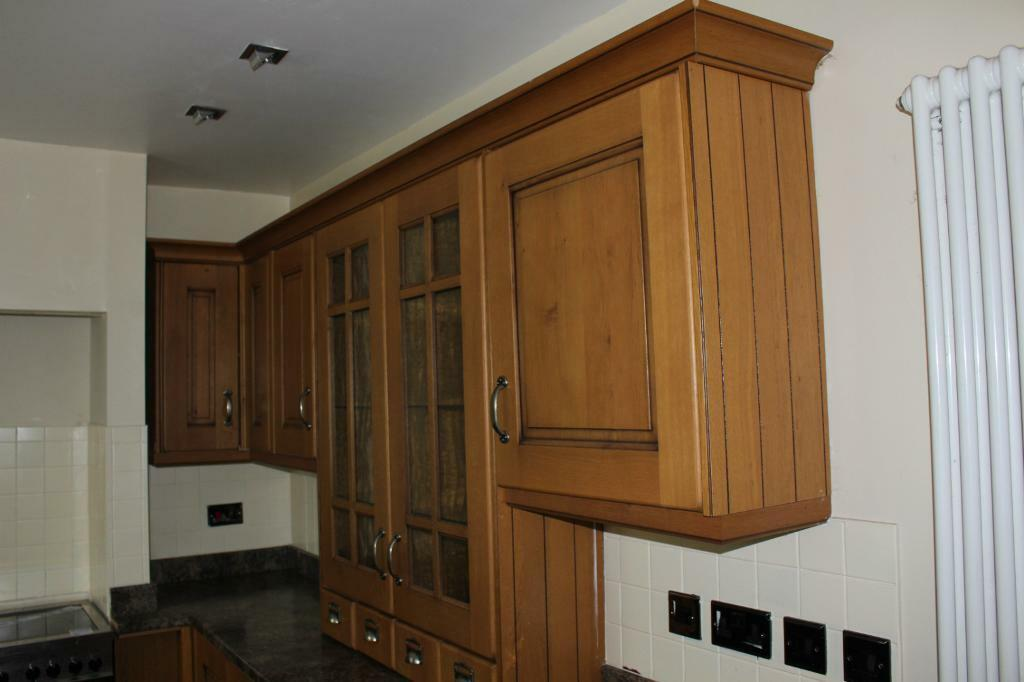 NEAR COMPLETE KITCHEN FOR SALE INC UNITS WORK TOPS SINK OVEN DISHWASHER