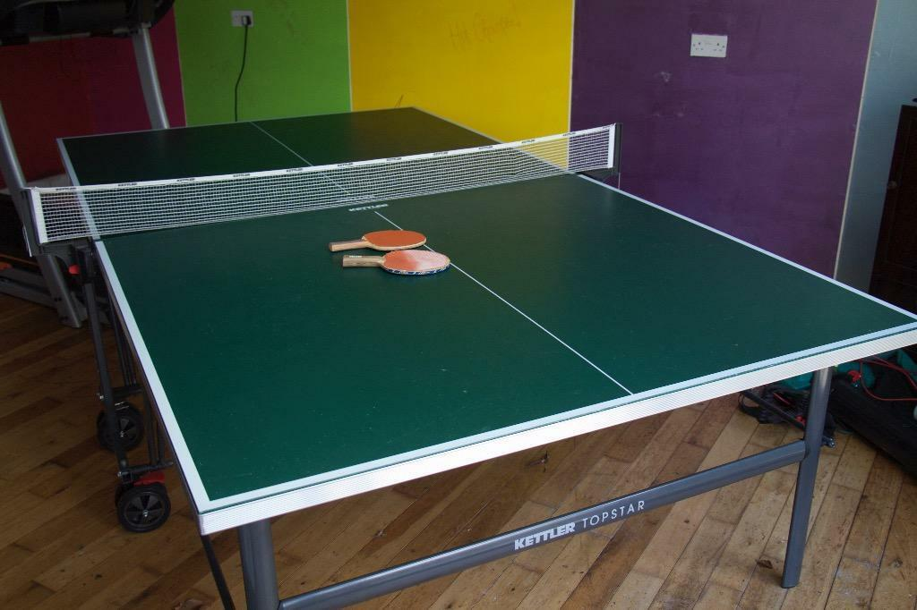 Kettler table tennis buy sale and trade ads great prices - Gumtree table tennis table ...