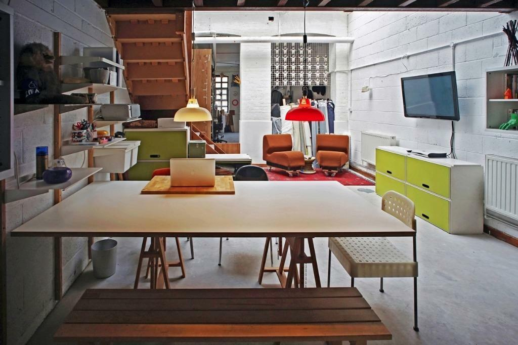 Product Design Workshop Fashion Studio Creative Desk Space