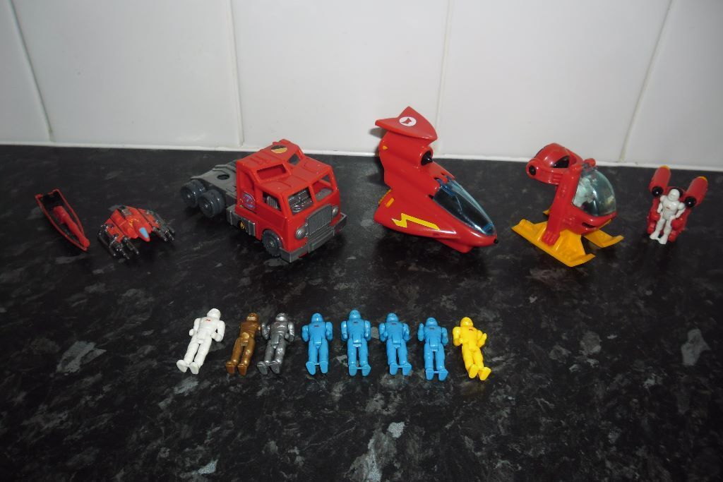 Manta Force Toys Manta Force And Bluebird Toys