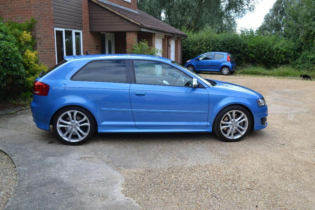 For Sale 2008 Audi S3 3dr Kingfisher Blue Audi Sport Net