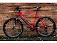 Claudbutler Stoneriver mountain bike in excellent condition