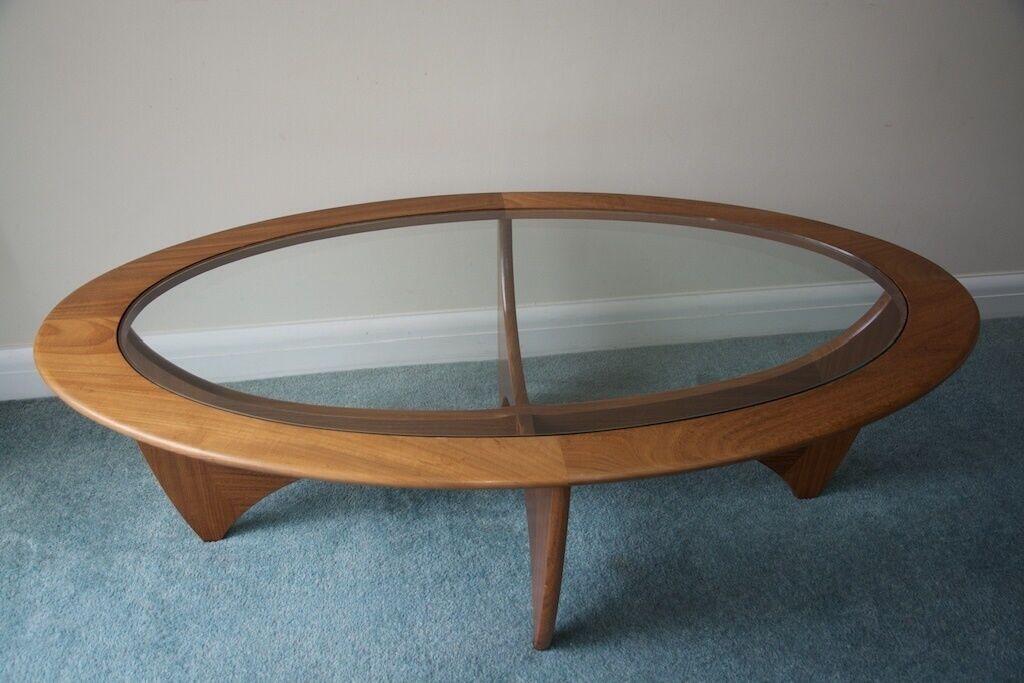 Vintage Retro Gplan Oval Coffee Table United Kingdom Gumtree