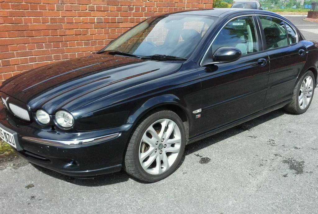 2005 Jaguar x Type 3.0 v6 Awd