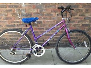Magna Mountain Tamer Bike ladies bicycle