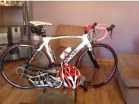 2010 Kota kharma bicycle road bike fully carbon, like brand new, 10 speed, BARGAIN