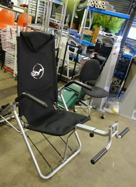 Brand new ab relaxer chair united kingdom gumtree