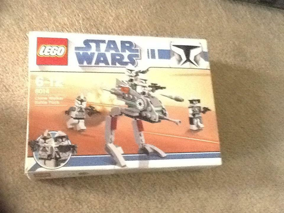 Clone Battle Pack Instructions Clone Walker Battle Pack Lego