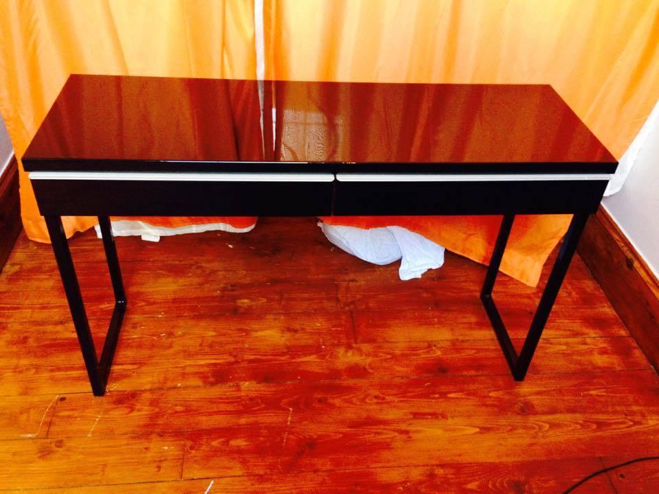 Besta Burs Besta Burs 120cm Desk