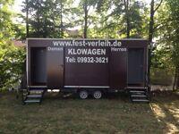 toilettenwagen klowagen g nstig mieten in bayern. Black Bedroom Furniture Sets. Home Design Ideas