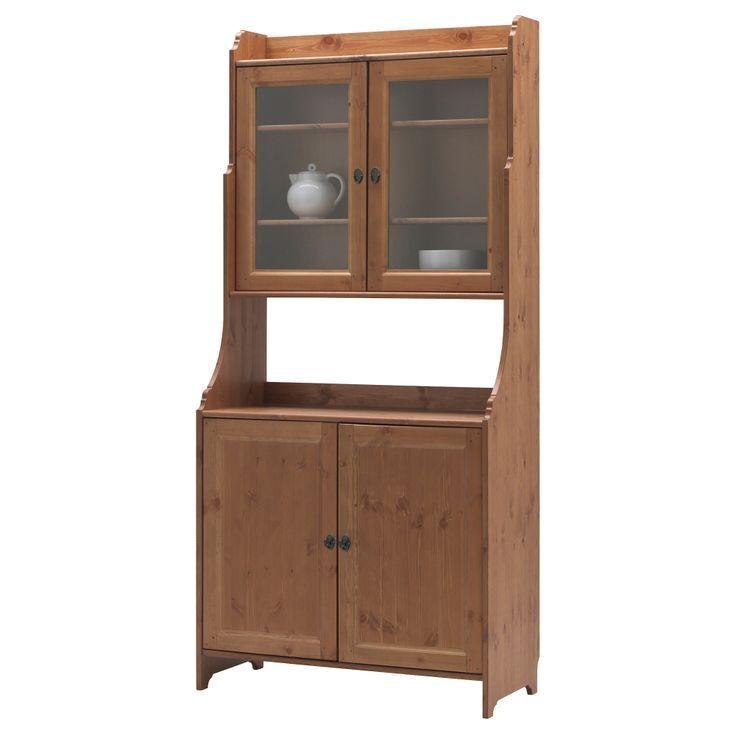 Ikea svalbo pine sideboard interessante for Sideboard von ikea