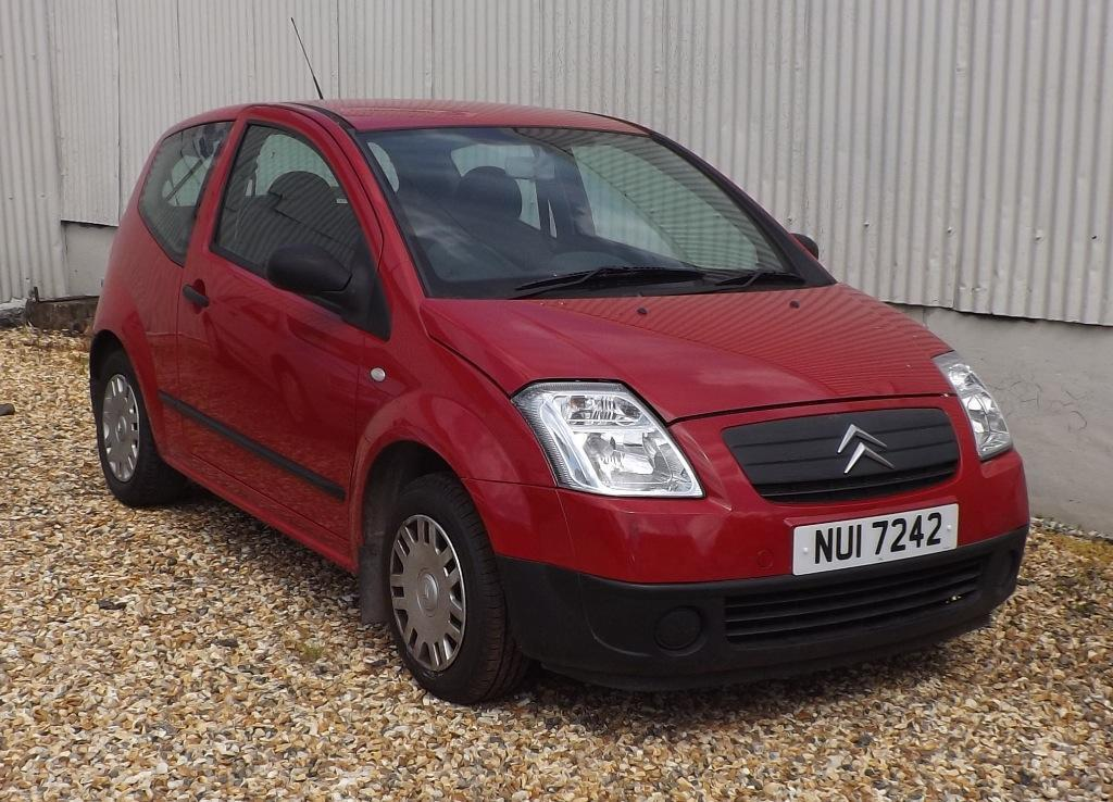 door little red car offering excellent MPG and a lower insurance band