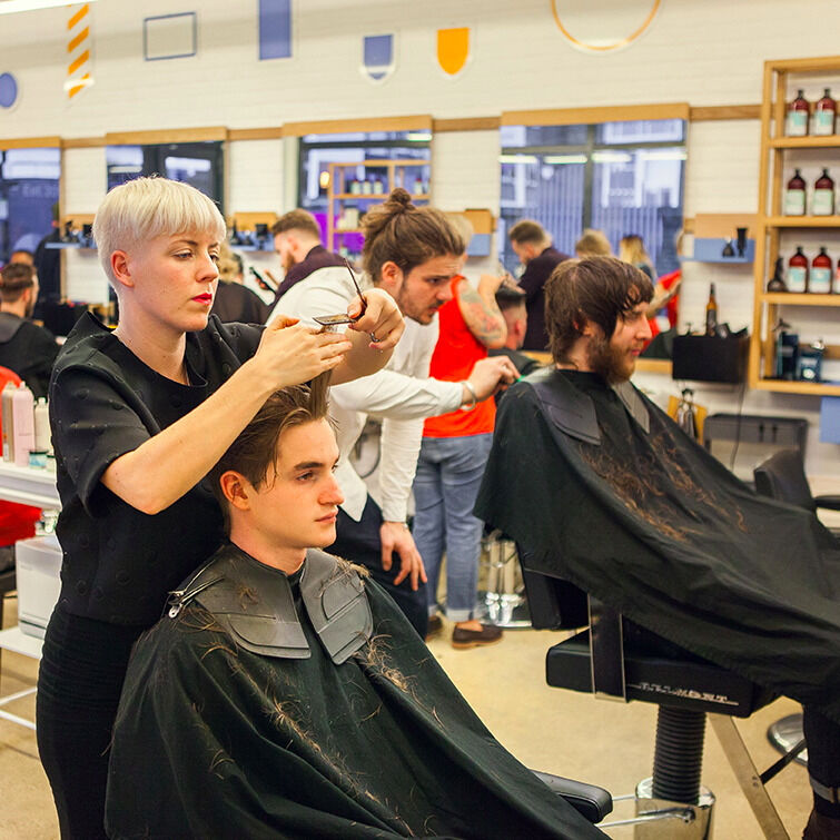 Experienced Barber / Mens Hair Stylist wanted for Busy Soho Barbershop ...