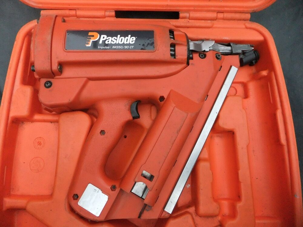 Paslode Im350 First Fix Nail Buy Or Sell Find It Used