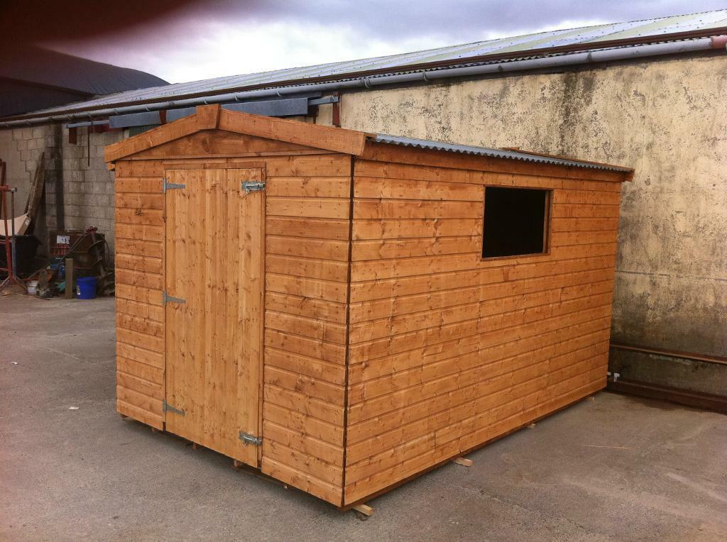 Only garden sheds to buy come see for yourself fencing for Garden decking gumtree