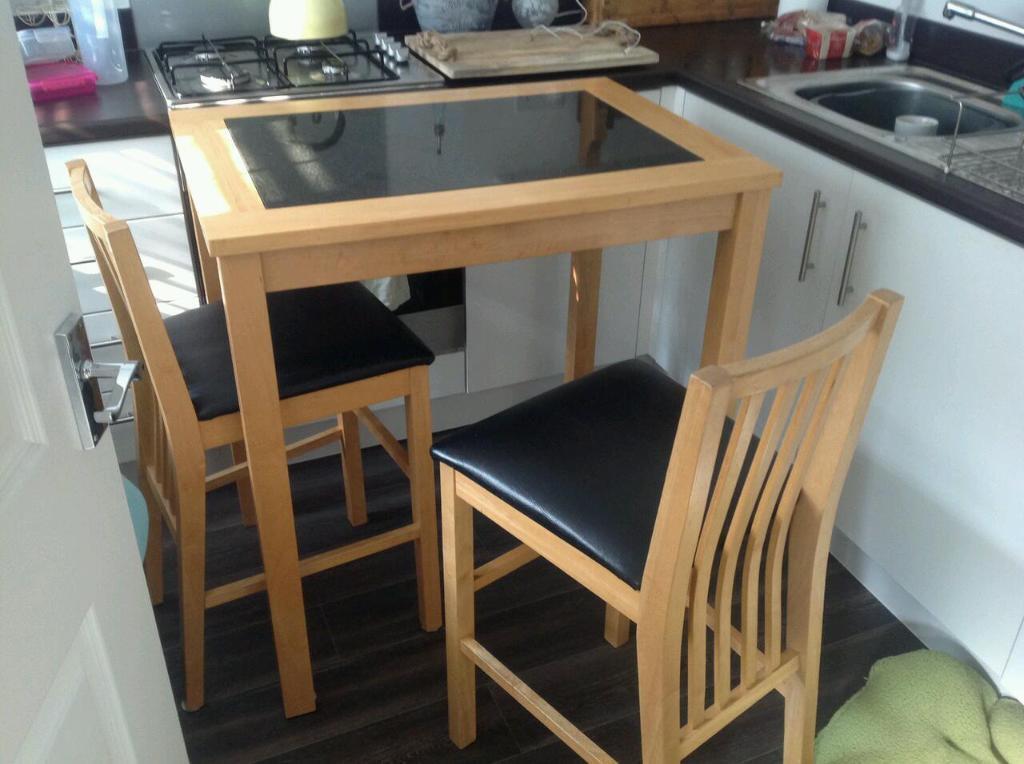 John Lewis Granite Top Table Breakfast Bar United Kingdom Gumtree
