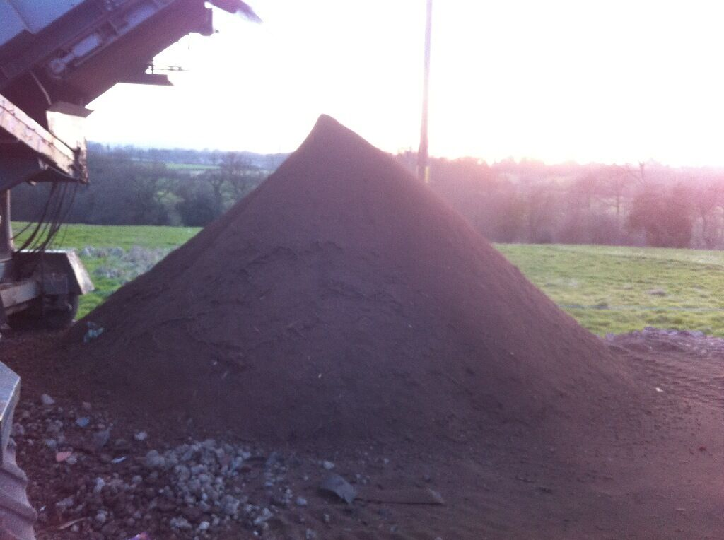 10 Tons Of Dirt : Topsoil delivered ads buy sell used find great prices